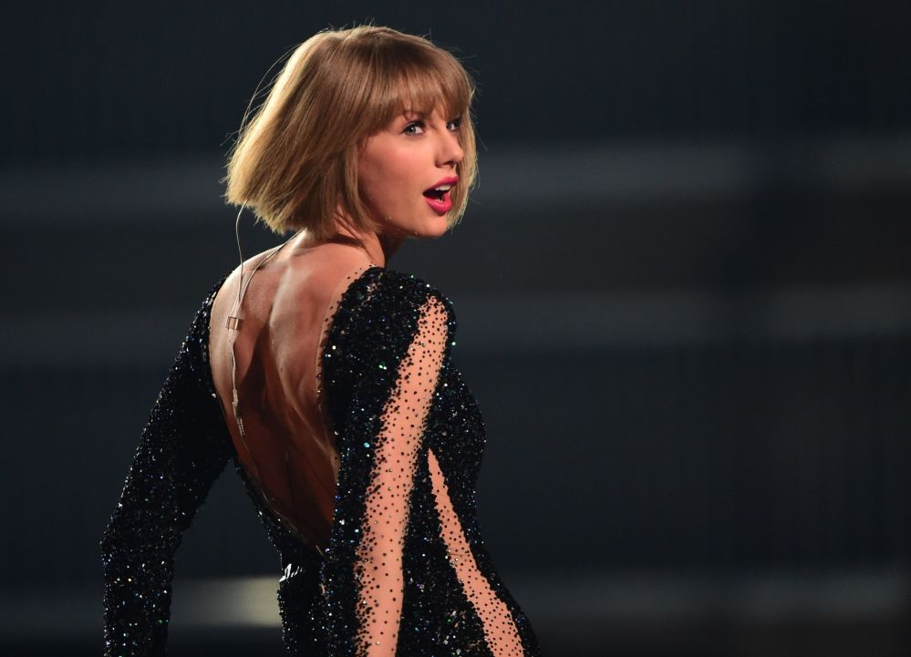 Aktorka i piosenkarka Taylor Swift