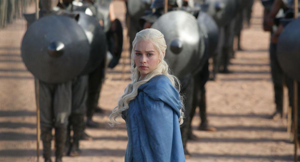 Aktorka Daenerys Targaryen