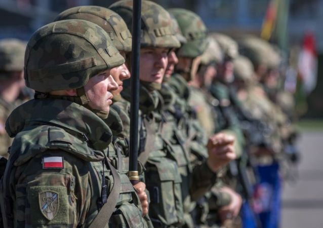 Polska batalionowa grupa bojowa NATO