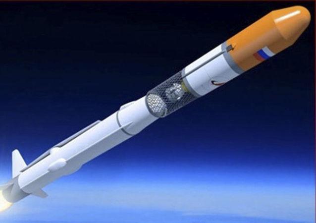 Perspektywiczny system rakietowo-kosmiczny wielokrotnego użytku