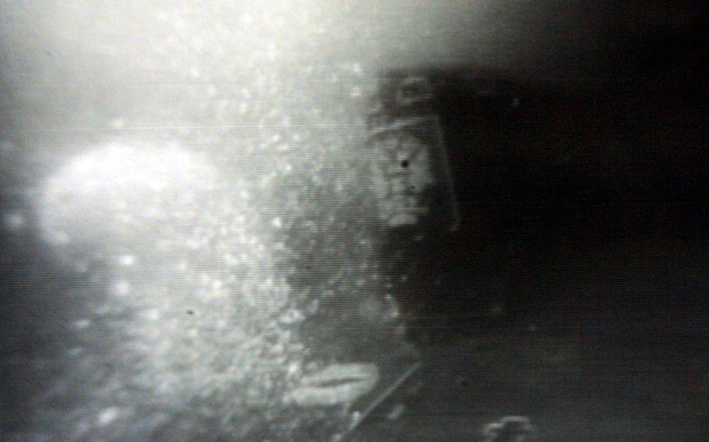 Podniesienie okrętu podwodnego Kursk z Morza Barentsa