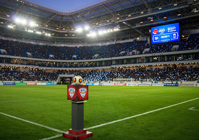Nowy stadion Kaliningrad
