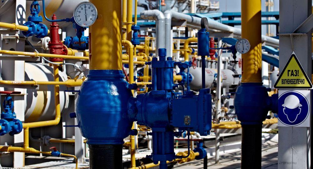 Przetwórstwo gazu w obwodzie charkowskim, Ukraina