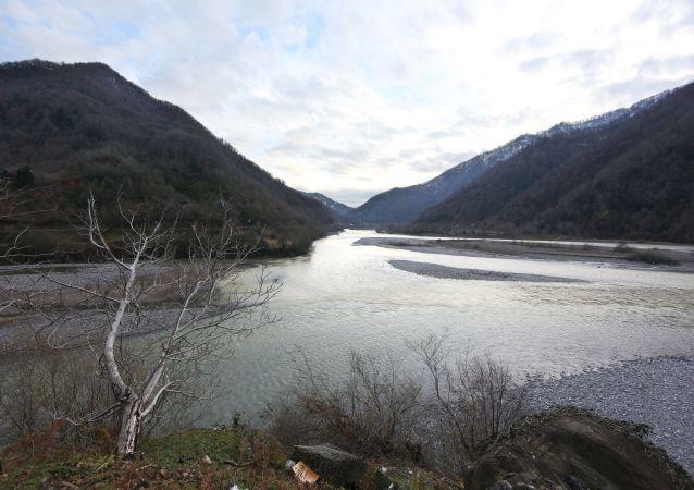 Rzeka Çoruh