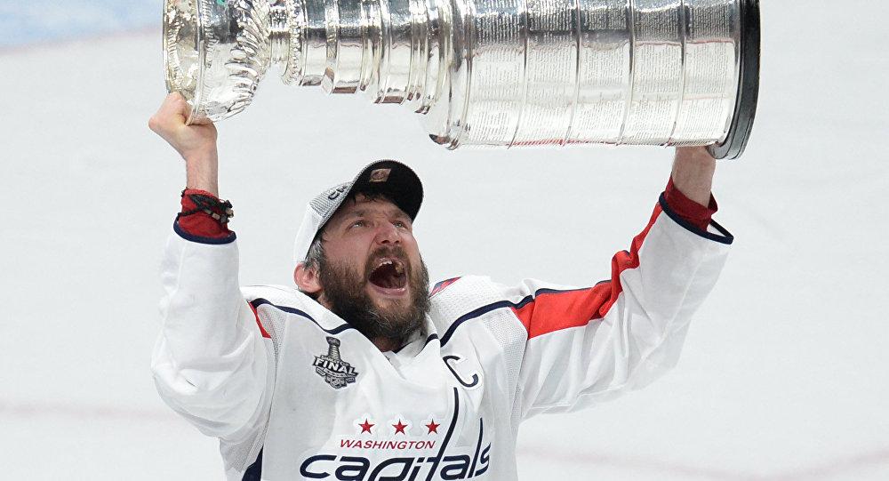 2018 Stanley Cup, Aleksander Owieczkin