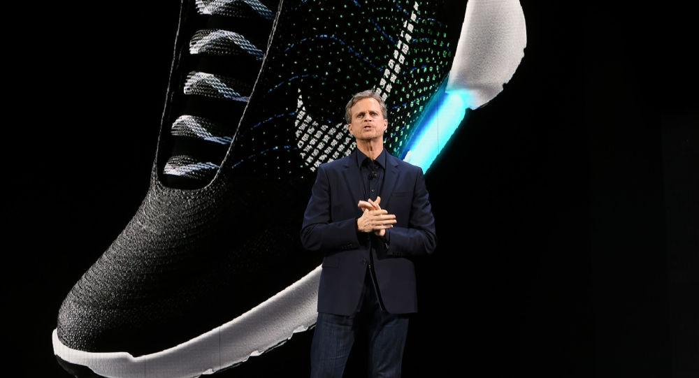 Prezydent Nike Mark Parker