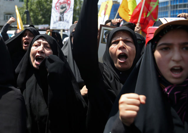 Dzien Al-Quds w Teheranie