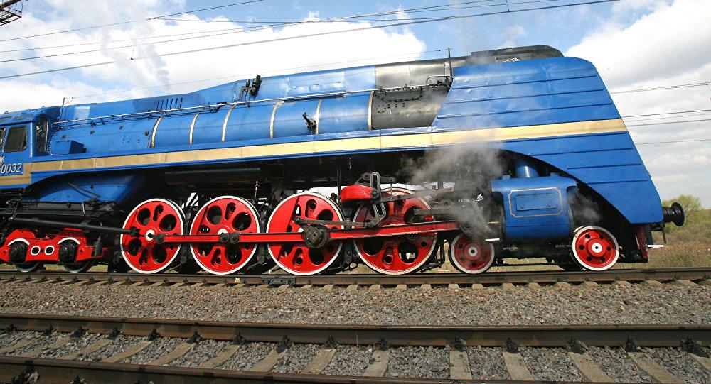 Pociąg Moskwa-Władywostok