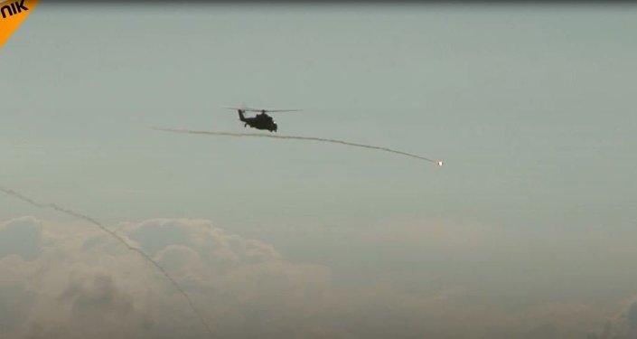 Ćwiczenia lotnictwa Floty Bałtyckiej