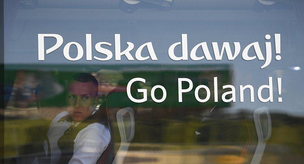 Reprezentacja Polski przyleciała do Rosji