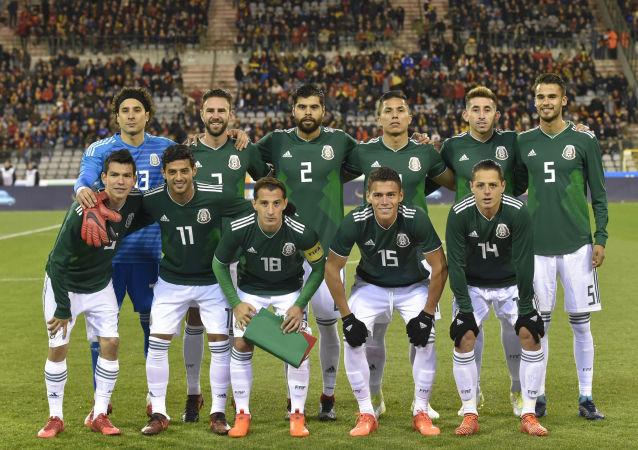 Reprezentacja Meksyku
