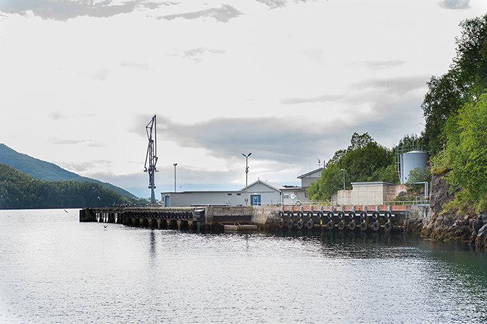 Norweska baza morska Olavsvern