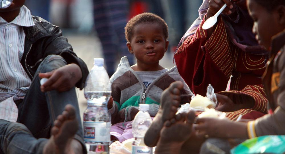 Dzieci migrantów, Włochy