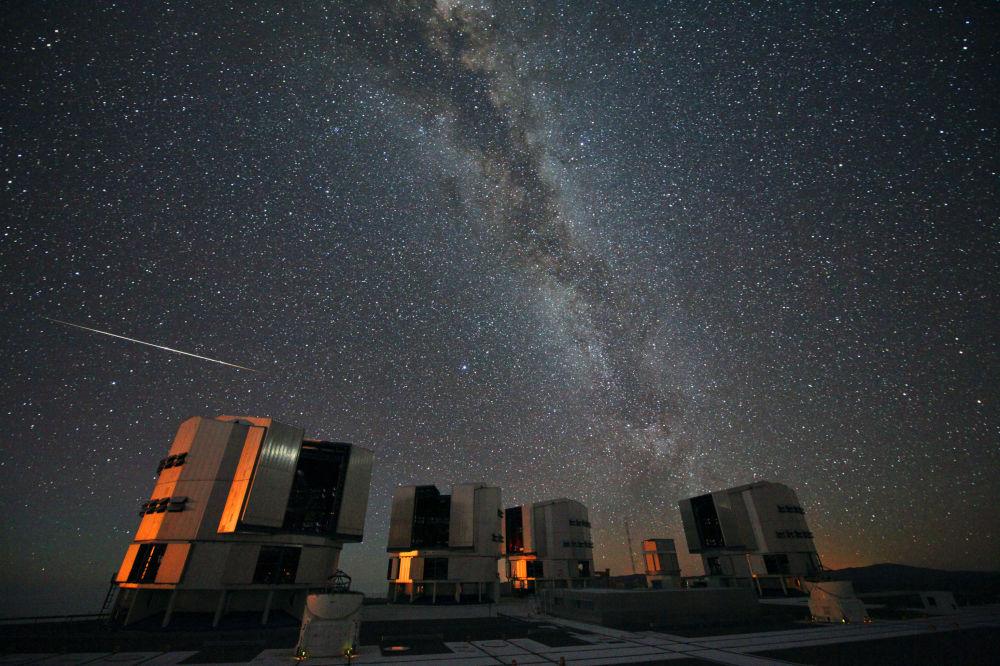 Rój meteorów Perseidy
