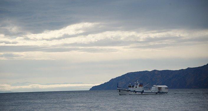 Okolice Listwianki, Bajkał