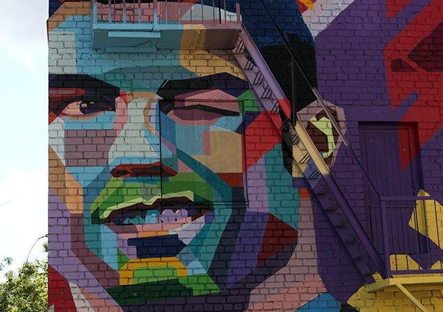 Kazań lubi graffiti i Cristiano Ronaldo