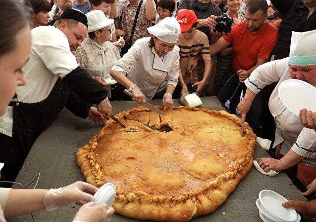 Kuchnia tatarska w Kazaniu