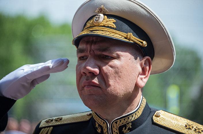 Zastępca szefa Sztabu Generalnego Sił Zbrojnych Rosji Aleksander Moisejew