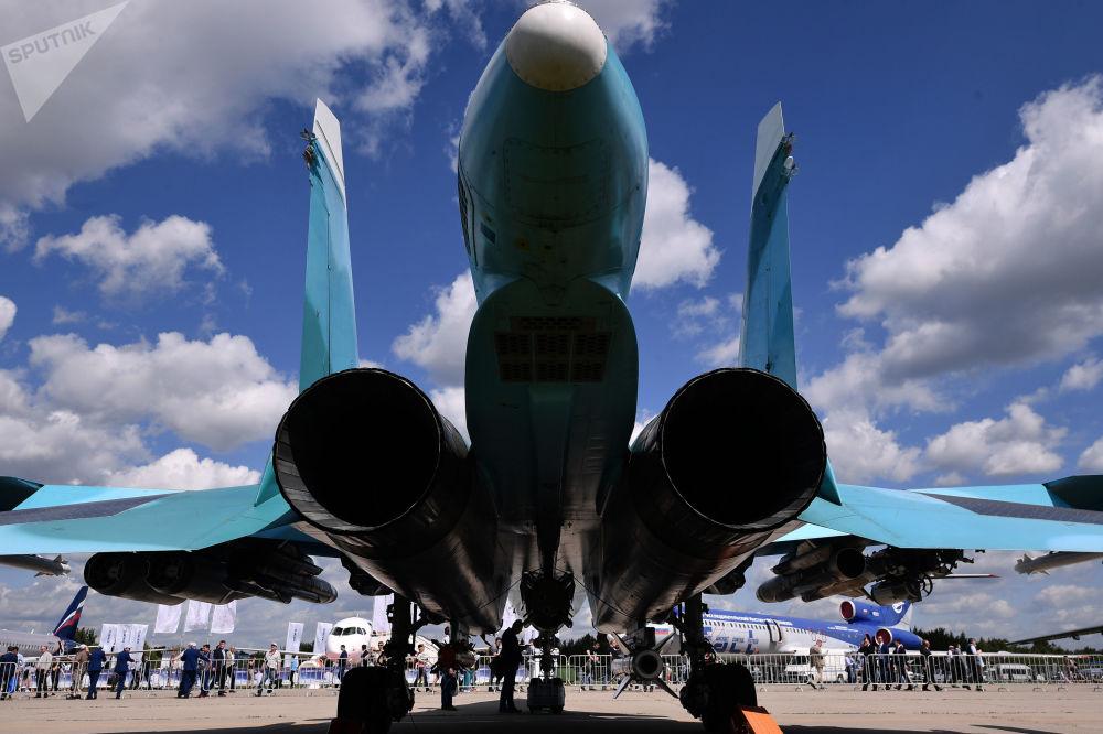Eksportowa wersja samolotu Su-34