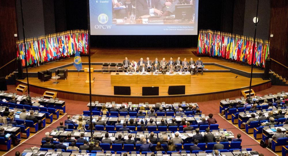 Otwarcie Konferencji Państw Stron Konwencji o zakazie broni chemicznej w Hadze