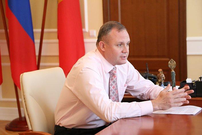 Mer Wołgogradu Andriej Kosołapow