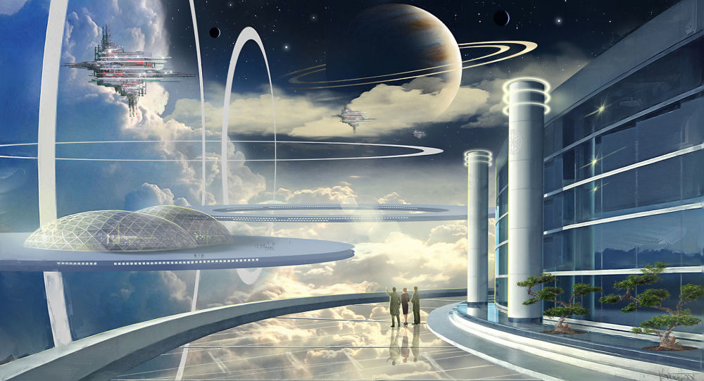 Koncepcja pierwszego na świecie kosmicznego państwa Asgardia