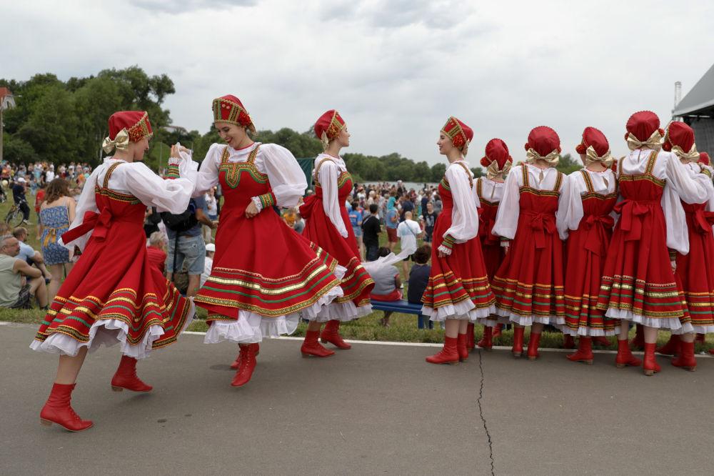 Urodziny Leonela Messiego w mieście Bronnicy w obwodzie moskiewskim