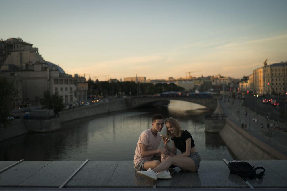 Wieczór w Moskwie