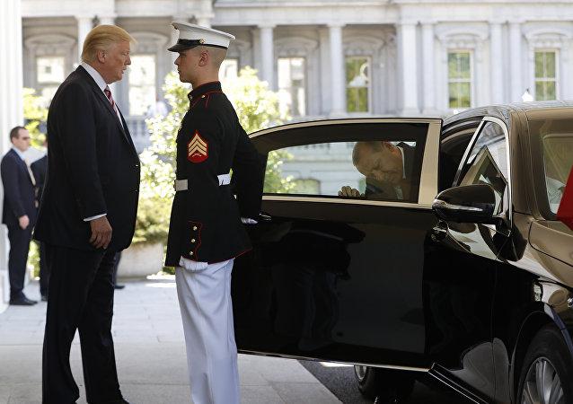 Donald Trump i Recep Tayyip Erdogan