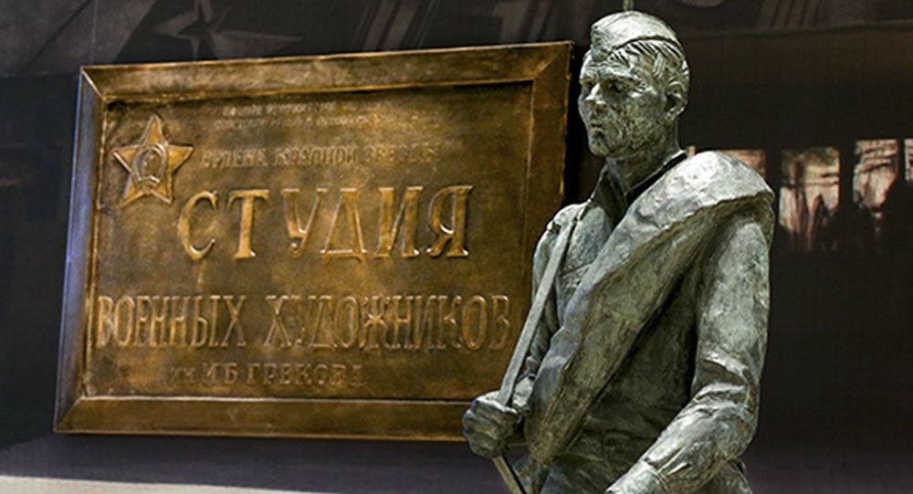 """Projekt artystyczno-wystawowy""""Niepokonana i legendarna"""" w Chakaskim Narodowym Muzeum Krajoznawczym"""