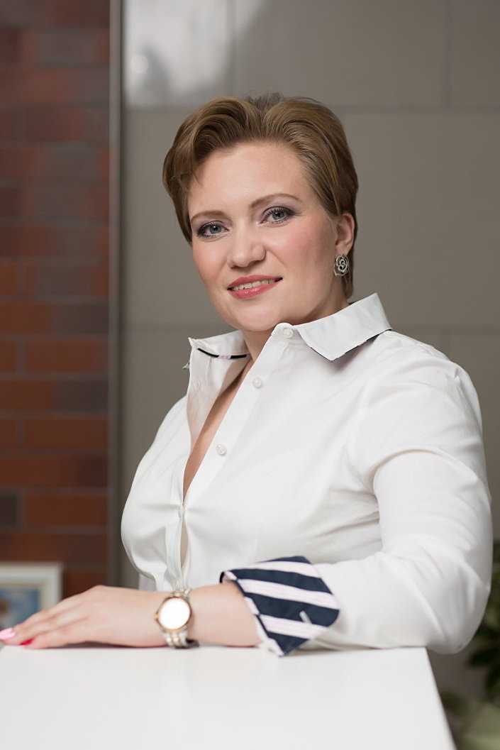 Dyrektor generalna LPP Russia Anna Pilugina