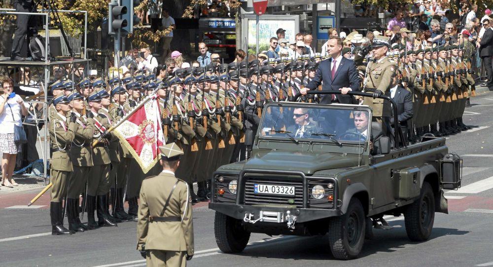 Świeto wojska polskiego, Warszawa 15 sierpnia 2015