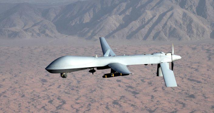 Amerykański dron wielozadaniowy MQ-1 Predator