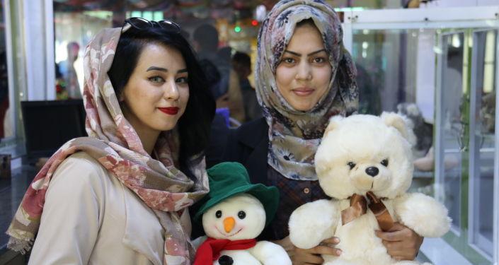 Prywatny park rozrywki w Kabulu