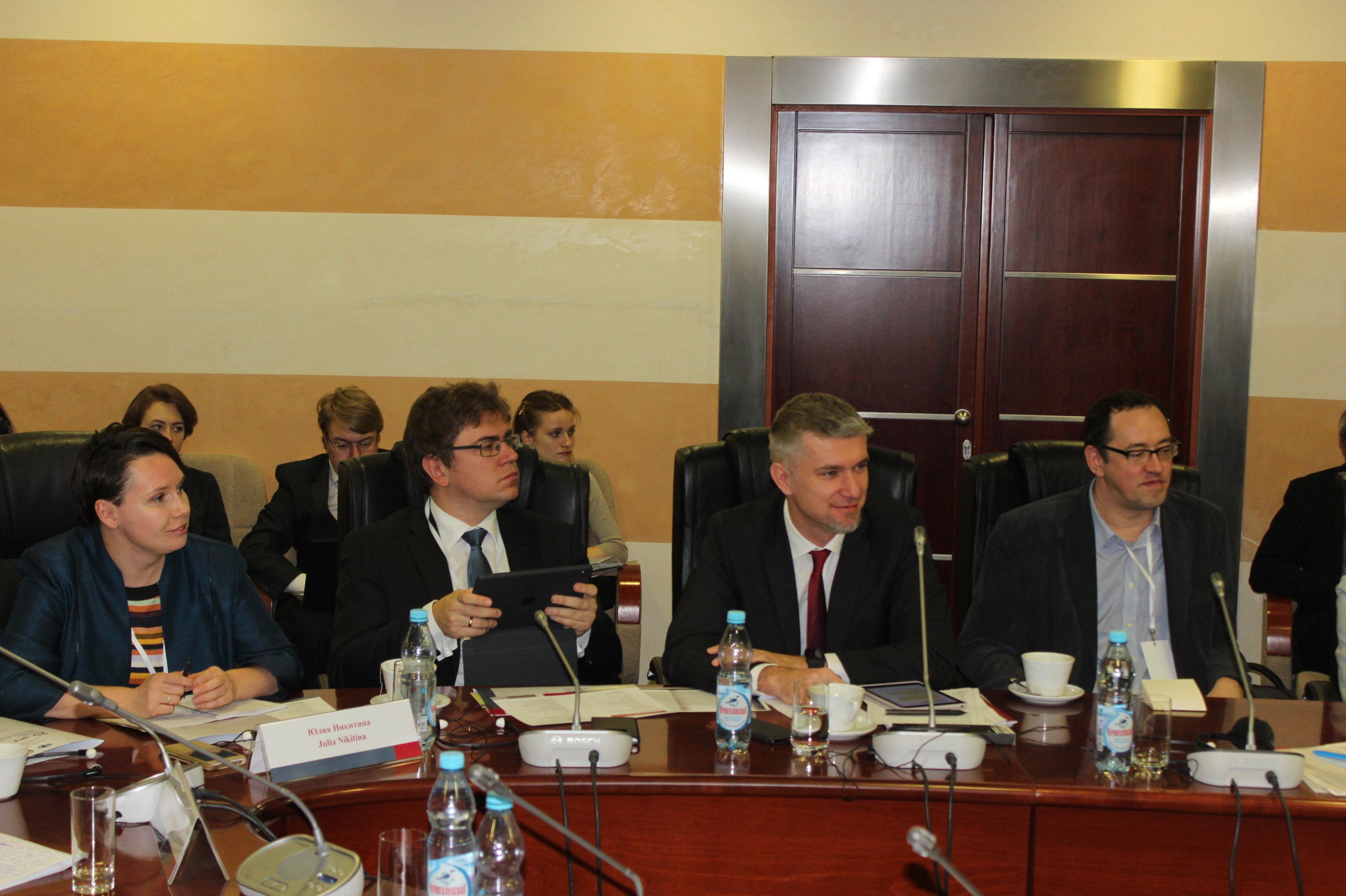 Ernest Wyciszkiewicz, Dyrektor Centrum Polsko-Rosyjskiego Dialogu i Porozumienia. Moskwa. MGiMO