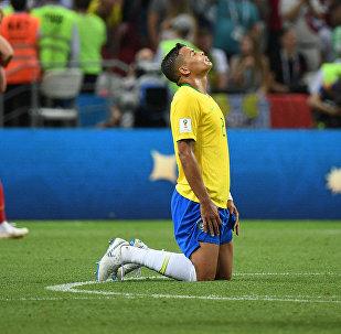 Brazylia odpada z Mistrzostw Świata 2018