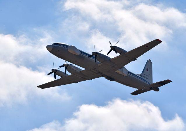 Samolot przechwytujący Ił-22PP