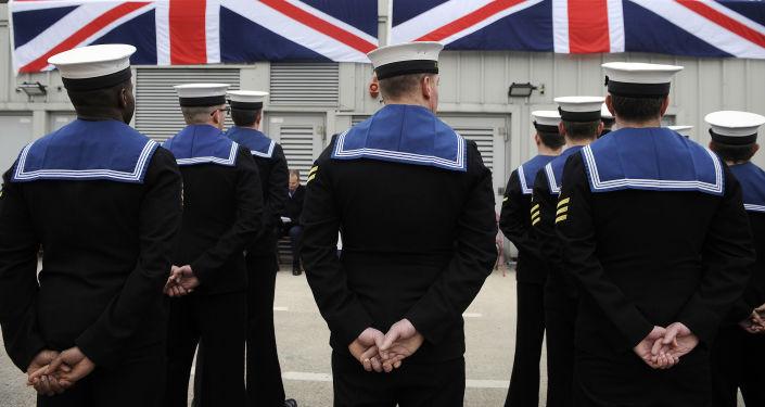 Brytyjska marynarka wojenna