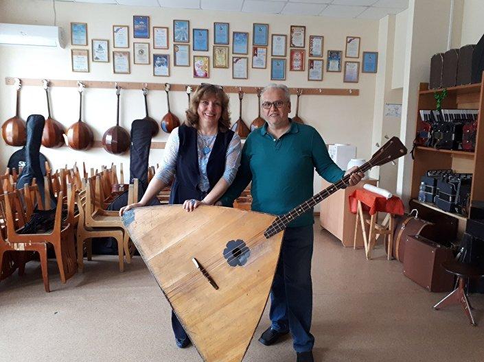 Ojciec Antonio z wizytą w Czelabińsku