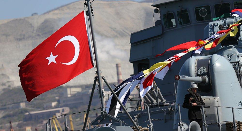 Turecka fregata Barbaross