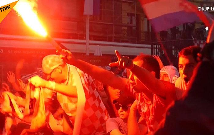 Chorwacja MŚ 2018