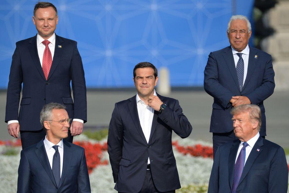 Szczyt NATO 2018 w Brukseli