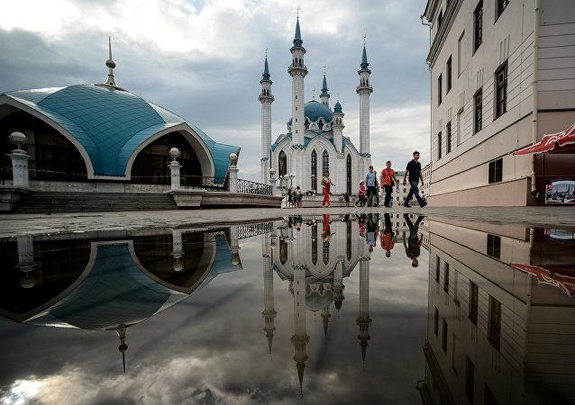 Meczet Kul Szarif, Kazań, Rosja
