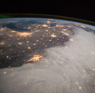 Ameryka Centralna z pokładu MSK