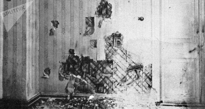 W tym pomieszczeniu rozstrzelano członków rodziny carskiej