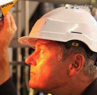 W Szwecji ze śmieci wytwarza się energię!