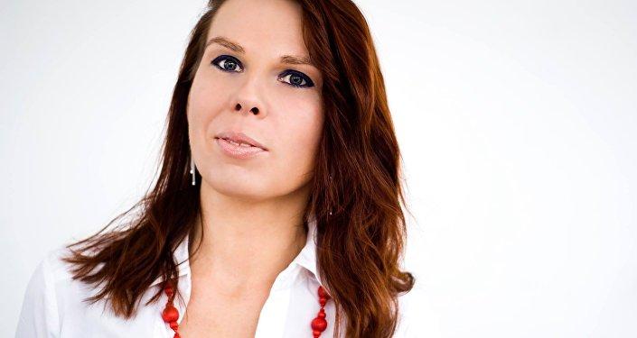 Galina Tutaj, lektor i metodyk szkoły Katiusza w Warszawie