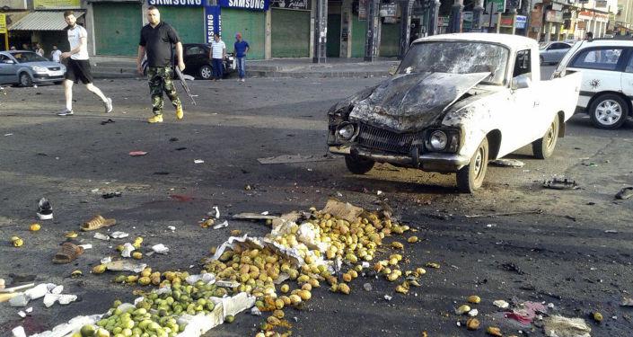 Atak terrorystyczny w As-Suwajda