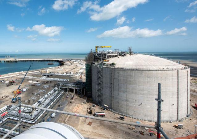 Terminal ciekłego gazu ziemnego we Francji