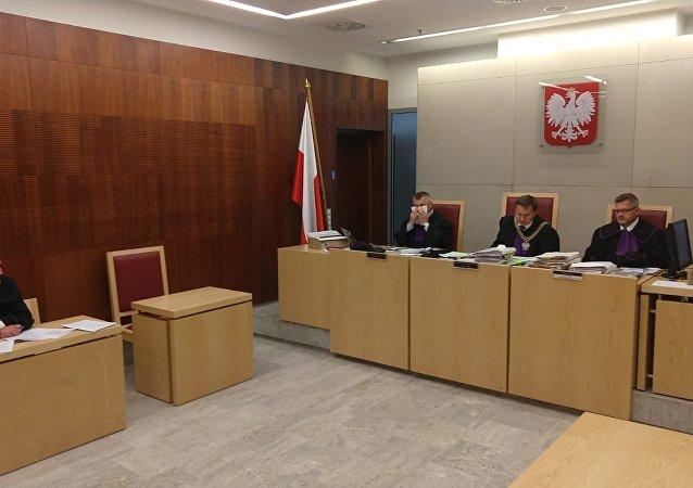 Naczelny Sąd Administracyjny w Warszawie. Sprawa Leonida Swiridowa. 27.07.2018 r.